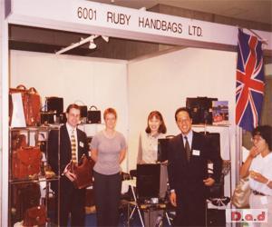 Ruby Bags Hackney