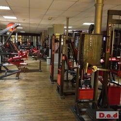 Achieve Fitness Gym Salford Manchester