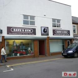 Dave's Gym Cardiff