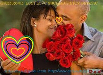 Lost love spells caster and traditional healer Drdene ☎ +27835805415