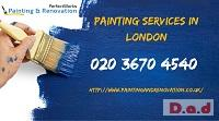 Plastering services London