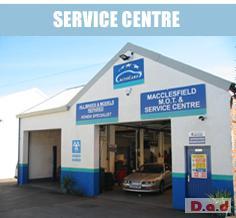 Macclesfield MOT & Services