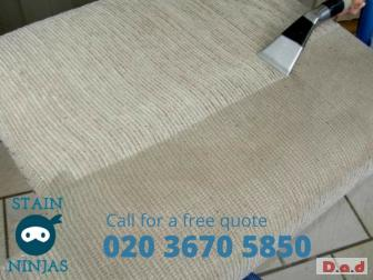 Upholstery cleaning in Wimbledon at affordable price