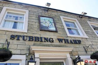 The Stubbing Wharf Pub Hebden Bridge