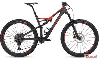 2017 Specialized S-Works Stumpjumper FSR 29