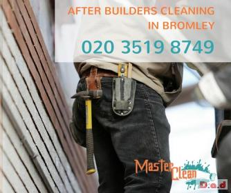 After builders cleaning services Bromley