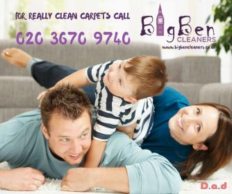 Carpet cleaning services Sutton